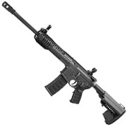 King Arms Black Rain Ordnance Fallout 15 CQB Vollmetall S-AEG 6mm BB Carbon-Design