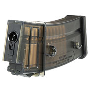 SRC G36 Magazin Low-Cap 50 Schuss rauch-transparent
