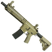 Evolution Airsoft Recon MK18 MOD1 10.8 Zoll Vollmetall S-AEG 6mm BB Tan
