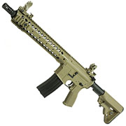 Evolution Airsoft Recon UX3 13.5 Zoll Vollmetall S-AEG 6mm BB Tan