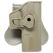 Strike Systems Holster Kunststoff Paddle für G-Style Pistolen Flat Dark Earth