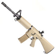 SRC SR4-PD Light Sport Series AEG 6mm BB Desert Tan