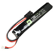 Nuprol Power Series LiPo Akku 7,4V 1200mAh 20C / 40C Stick-Type m. Mini-Tam Anschluss