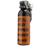 First Defense MK-10 Indoor Pfefferspray Pepper Powder 65g