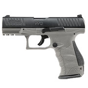 Walther PPQ M2 CO2-RAM Pistole Kal. 43 tungsten gray