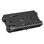 ICS AN / PEQ2 Akkubox / Battery Box f. 20 - 22mm Schienen schwarz