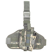 Pistolenbeinholster Molle MFH, AT-digital