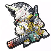 TacOpsGear 3D Patch Thunderhoof Tactical Unicorn Klettfläche