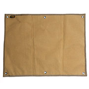 JTG faltbares Morale Patch Panel 57 x 44cm coyote braun