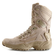 MFH Stiefel Tactical Wildleder gefüttert coyote tan