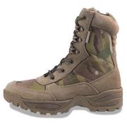 Mil-Tec Tactical Boots mit YKK-Zipper multicam