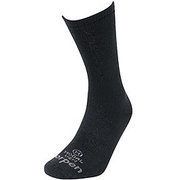 Lorpen Socken Uniform 2er Pack schwarz