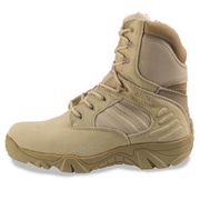 2206108e295db McAllister Stiefel Delta Force Tactical Outdoor Boots khaki