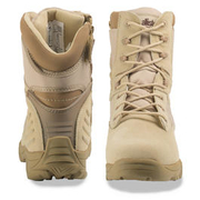McAllister Stiefel Delta Force Tactical Outdoor Boots khaki