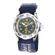 Army-Watch Deutsche Marine mit Textilband