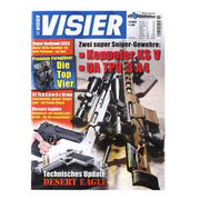 Visier - Das internationale Waffenmagazin 11/2017