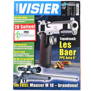 Visier - Das internationale Waffenmagazin 05/2018