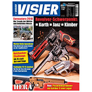 Visier - Das internationale Waffenmagazin 09/2018