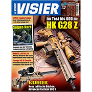 Visier - Das internationale Waffenmagazin 10/2018