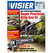 Visier - Das internationale Waffenmagazin 11/2018