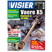 Visier - Das internationale Waffenmagazin 12/2018