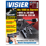 Visier - Bis 1000 m: Barrett, M95 in .50 BMG, MRAD in .338 LM 10/2019