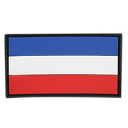 3D Rubber Patch Flagge Niederlande