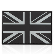 3D Rubber Patch Flagge UK SWAT England