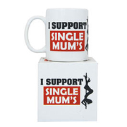 Tasse I support single mum's