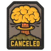 Mil-Spec Monkey 3D Rubber Patch Canceled FullColor