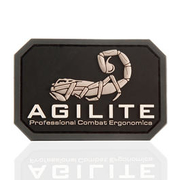 Mil-Spec Monkey 3D Rubber Patch Agilite urban