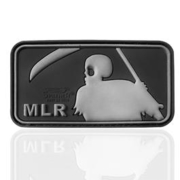 JTG 3D Rubber Patch MLR blackops