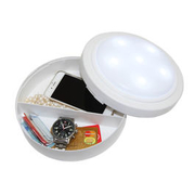 KH Security Safe Wandlampe