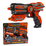 Johntoy Serve & Protect Shooter Basic 23 cm inkl. 6 Pfeile