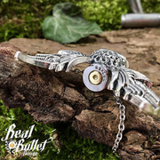 Halskette Lord of Bullet 7,62x39 - AK47 Silver Edition