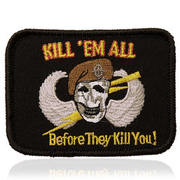 Patch Kill'em all - Before they kill You!