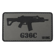 101 INC. 3D Rubber Patch G36C