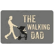 Rahmenlos Brotzeitbrettchen The Walking Dad