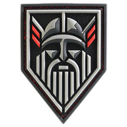 JTG 3D Rubber Patch Odin blackops
