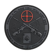 JTG 3D Rubber Patch Sniper blackops