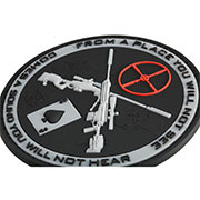 JTG 3D Rubber Patch Sniper swat