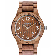 WEWOOD Armbanduhr Alpha SW Nut Rough