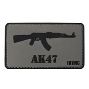 101 INC 3D Rubber Patch AK47