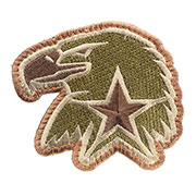 Mil-Spec Monkey Patch Eagle Star multicam