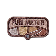 Mil-Spec Monkey Patch Fun Meter desert