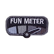 Mil-Spec Monkey Patch Fun Meter swat