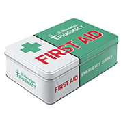 Vorratsdose - First Aid Green