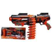 Johntoy Serve & Protect Shooter Large mit Munitionsgurt inkl. 40 Pfeile