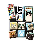 Nostalgic Art Magnet Set Happy Cats 9-teilig