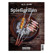 Buch Spießgrillen - Fire & Food Bookazine No. 3